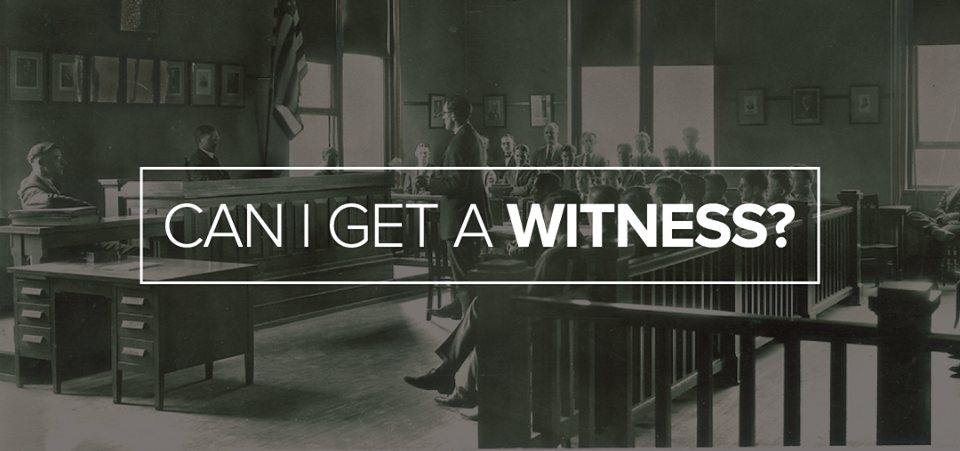 Can I Have a Witness? | Family Radio 316